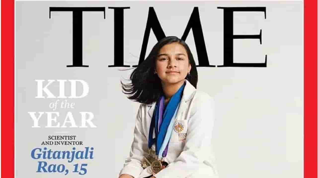 TIME's Kid of the Year 2020